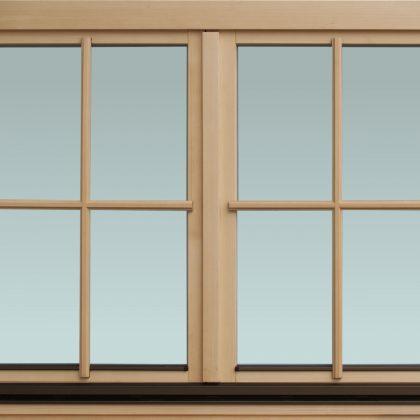 Dvokrilno okno 2