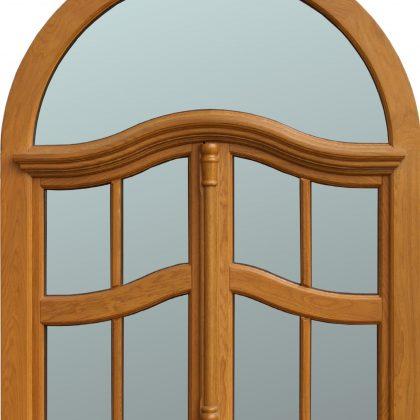 Stilno okno - zunaj 2