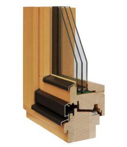 lesena okna inles